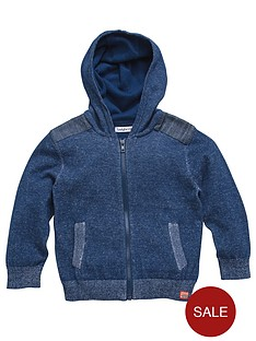 ladybird-boys-hooded-twisted-yarn-cardigan