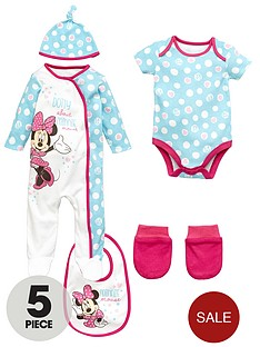 minnie-mouse-layette-set