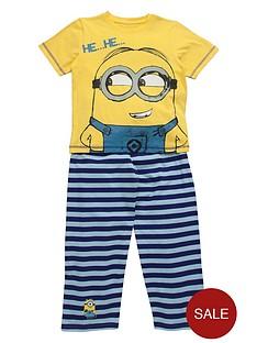 despicable-me-kids-minion-pyjamas