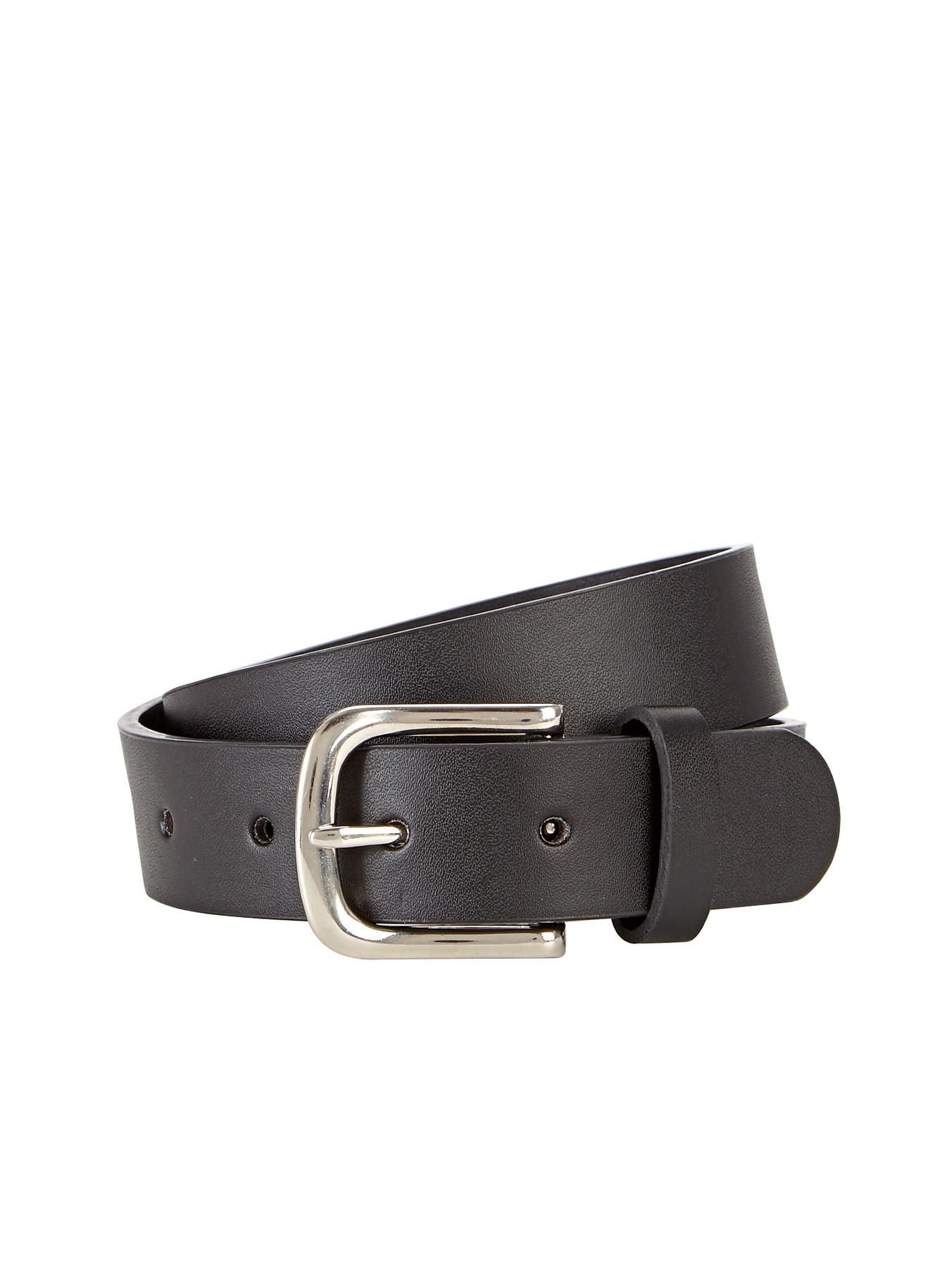 Boys Basic Belt, Black