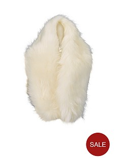 girls-fur-collar