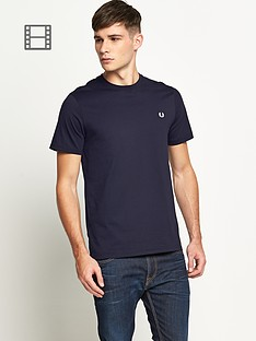 fred-perry-mens-crew-neck-t-shirt-navy