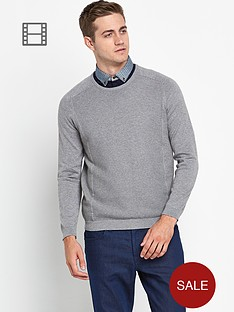 ted-baker-mens-reverse-stitch-long-sleeved-crew-knit-jumper