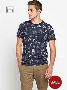 ted-baker-mens-short-sleeved-jungle-printed-tee