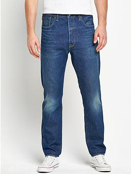 LeviS 501 Mens Customised And Tapered Jeans