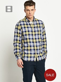 superdry-mens-princeton-fine-oxford-long-sleeve-shirt-navyyellow