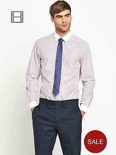 remus-uomo-mens-contrast-collar-shirt