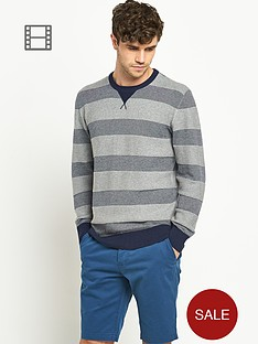 goodsouls-mens-stripe-crew-neck-jumper