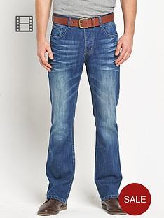 goodsouls-mens-belted-bootfit-mid-blue-wash-jeans