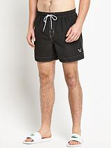 Mens Basic Swim Shorts