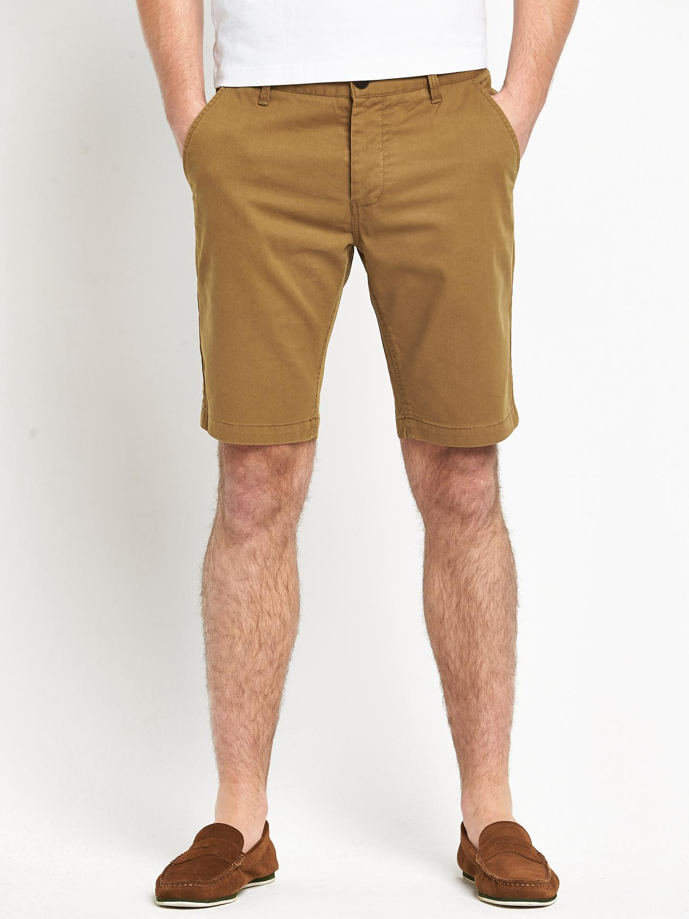 Mens Chino Shorts at Littlewoods