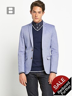 taylor-reece-mens-slim-fit-oxford-jacket-blue