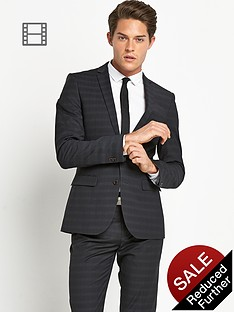 taylor-reece-mens-slim-fit-check-suit-jacket-black
