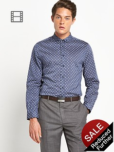 taylor-reece-mens-penny-collar-print-shirt-denim-blue