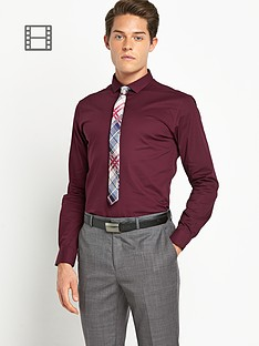 taylor-reece-mens-stretch-shirt-wine