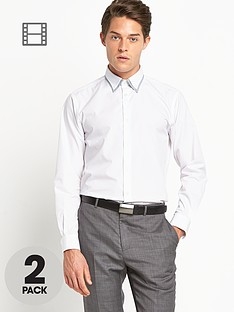 taylor-reece-mens-shirts-double-collar-2-pack-whitegrey