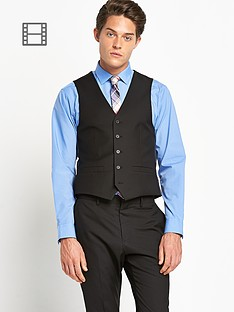 taylor-reece-mens-tailored-fit-waistcoat-black