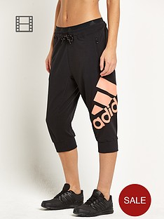 adidas-essentials-logo-three-quarter-pants