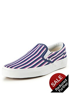 vans-classic-slip-on-stripes-plimsolls