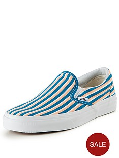 vans-classic-slip-on-stripe-plimsolls