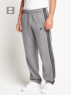 adidas-essentials-mens-3s-fleece-cuffed-pants