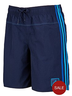 adidas-youth-boys-logo-swim-shorts