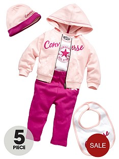 converse-baby-girl-5-piece-tracksuit-t-shirt-hat-and-bib-gift-set