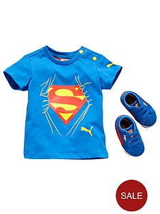 puma-baby-boy-superman-crib-shoes-and-t-shirt-gift-set-2-piece