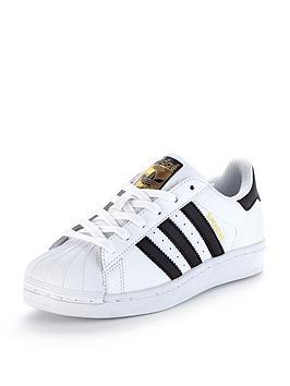 adidas-originals-superstar-foundation-junior-trainers