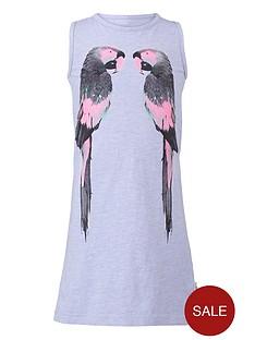 name-it-lmtd-girls-parrot-tunic-dress