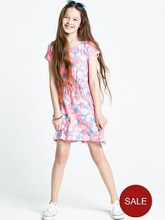 freespirit-girls-neon-floral-kaftan