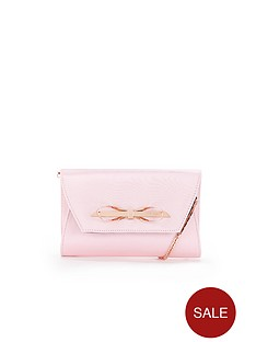 ted-baker-bow-clutch-bag
