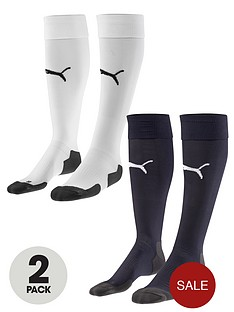 puma-evotraining-football-socks-2-pack