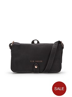 ted-baker-stitch-detail-crossbody-bag-black