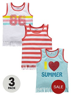 ladybird-girls-fringed-vests-3-pack-1-year-to-7-years
