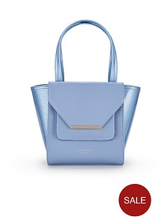 ted-baker-small-crosshatch-shopper
