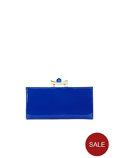 ted-baker-patent-cystal-square-purse