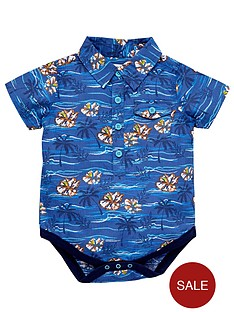 ladybird-baby-boys-hawaiian-shirt-bodysuit