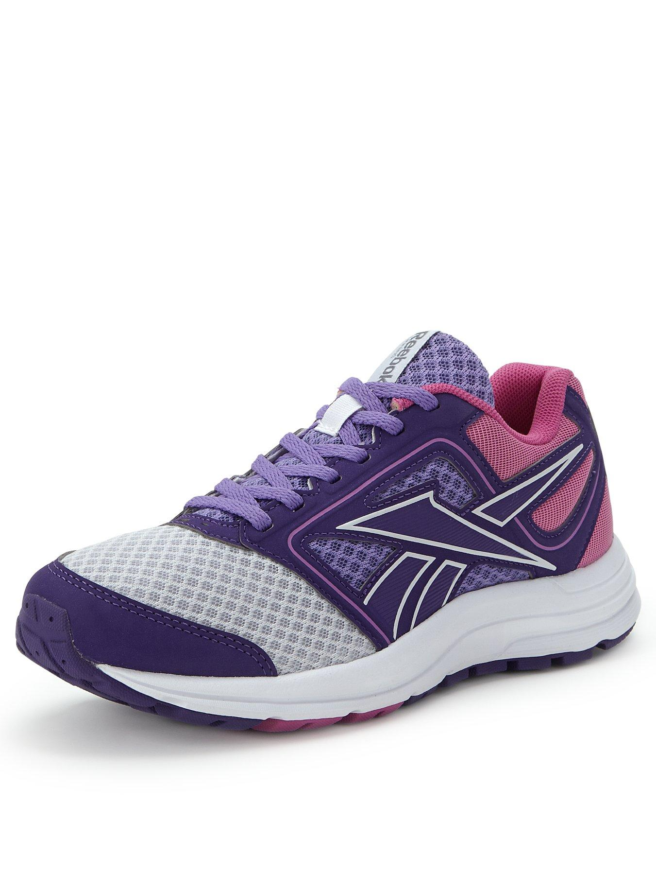 Zone CushRun Trainers Purple