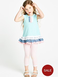 ladybird-girls-rara-jersey-tunic-and-legging-set-2-piece