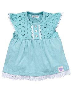 ladybird-girls-broderie-trim-top