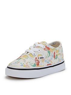 vans-authentic-disney-ariel-toddler-plimsolls