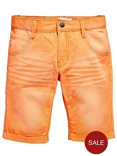 name-it-lmtd-boys-twill-shorts