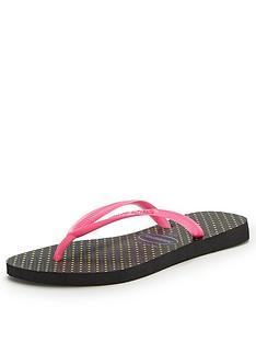 havaianas-spotty-black-flip-flops