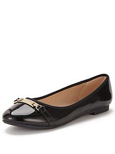 miss-kg-kaila-patent-ballerina-shoes