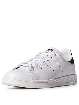 adidas-originals-stan-smith-trainers-whitenavy