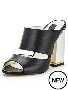 miss-selfridge-savannah-mono-heeled-mule-sandals