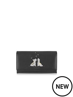 radley-dandy-dogs-flapover-matinee-purse
