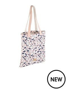 radley-cherry-blossom-dog-canvas-tote-bag