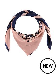 radley-cherry-blossom-silk-scarf